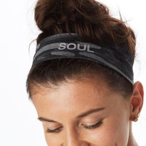NWOT | SoulCycle | Camo Headband Performance Grip